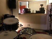 Rehearsal Studio Slots - East London/Limehouse
