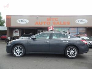 2010 Nissan Maxima S, LEATHER, SUNROOF