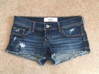 Hollister Denim Shorts - Womens