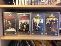 Sherlock Holmes vhs tapes Basil Rathbone