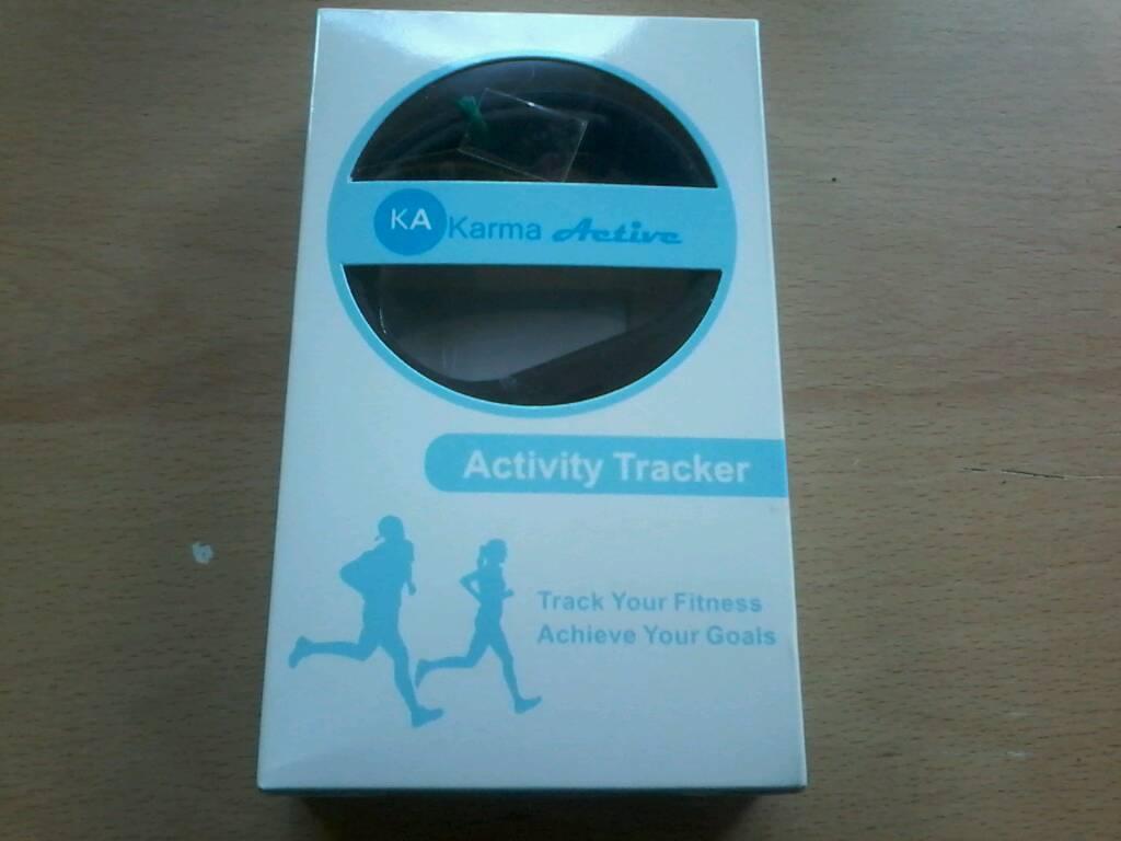 Fitness activity band, tracker