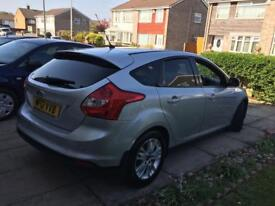 Ford Focus 1.6 tdci genuine low miles damaged repaired