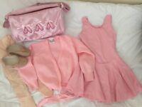 Girls Ballet Kit and Bag
