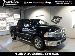 2014 Ram 1500 Laramie Crew | DIESEL | LEATHER | SUNROOF |