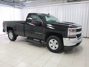 2018 Chevrolet Silverado LT REG CAB 4X4 2DR 3PASS 8'Box - TEXT 9