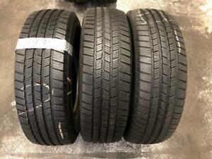 LT245/70R17 MICHELIN All Season Tires (10 Ply) 3 Pieces or can be sold as pairs Calgary Alberta Preview