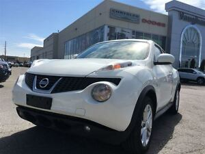2014 Nissan Juke SL AWD - LEATHER - NAVIGATION