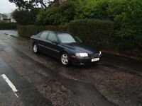 Volvo S80 D5 SE Manual 2002 £1150 ONO.