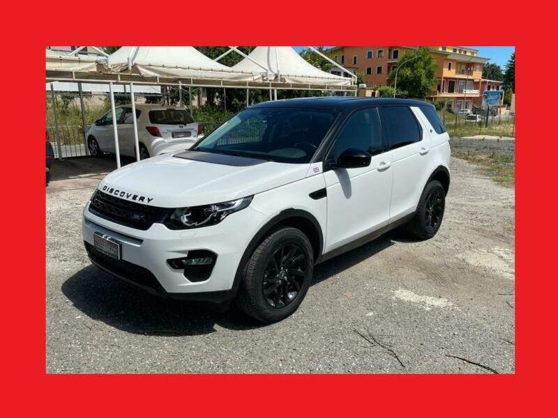 LAND ROVER Discovery Sport 2.0 TD4 150 CV Premium Business Edition