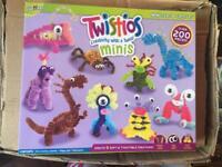 Twistios creativity with a twist minis