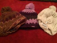 3 Hats 1 Price