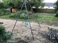 TP Toys metal swing