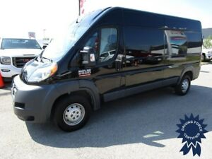 """2017 Ram 2500 ProMaster 159"""" WB Extended Length High Roof Cargo"""
