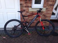 2014 cube stereo sting 120 great condition