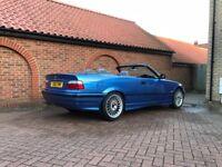 BMW 3 series convertible 1.8 spares or repairs
