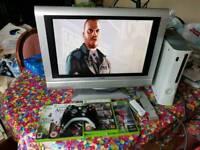 Xbox 360+tv