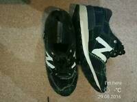Newbalance trainers size uk 6
