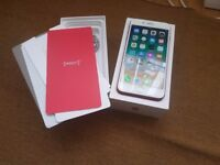 SWAPS WELCOME iPhone 7 Plus 128GB PRODUCT RED UNLOCKED WARRANTY FREE CASES! **OFFERS** (MacBook)