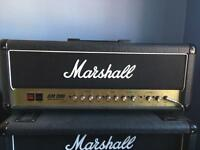 "Marshall JCM 2000 DSL 50w Head & JCM 900 2x12"" 1936 Cabinet"
