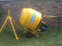 BELLE 130 CEMENT MIXER