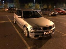 BMW e46 320d Msport