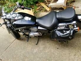 Honda Shadow 2008 125cc EXCELLENT CONDITION