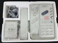 Vintage Morphy Richards TX 201 Telephone Amswering Machine with Remote Control