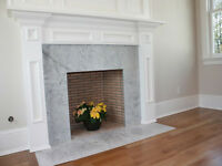 Free Marble Fireplace Surround