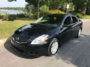 2012 Nissan Altima 2.5 S (Manuelle 6 vitesses) Push Start