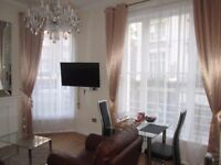 Short term / Holiday / Hyde park / A very spacious 1 bedroom modern apartment / sleeps up to 4