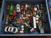 Diecast vehicles