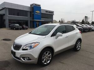 2016 Buick Encore CXL ~ REMOTE START ~ SUNROOF!!