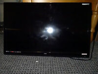 """21.5 """" television with dvd player (offers welcome)"""