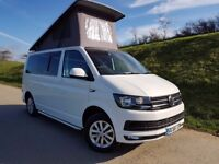 VW Transporter T6 HighLine Blue Motion Camper 4 Berth