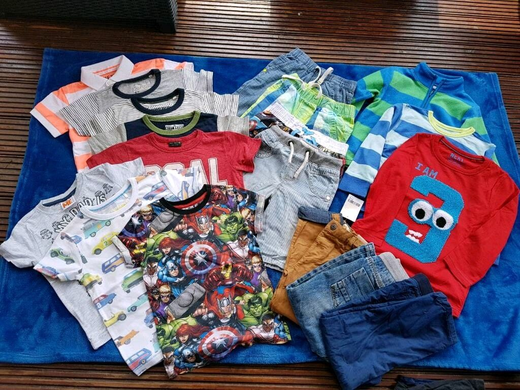6350fbcd66 Boy clothes bundle age 3-4. Zara, Next, H&M (28 items) | in Bournemouth,  Dorset | Gumtree