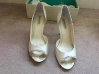 Bejamin adams wedding shoes