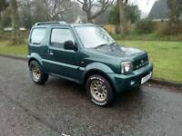 Suzuki jimny 1years mot very low mileage