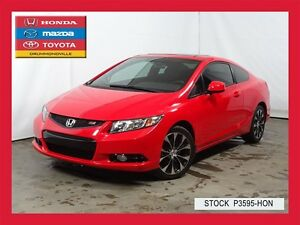 2013 Honda Civic Si +NAVIGATION+TOIT+BLUETOOTH