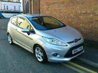 2012 ford fiesta zetec s tdci (54k from new)