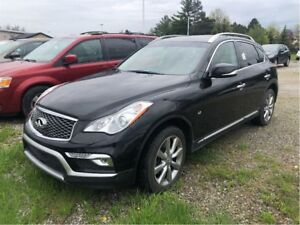 2016 Infiniti QX50 AWD / SUNROOF / LEATHER / BACK UP CAMERA