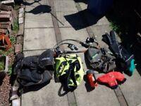 Assorted diving stuff