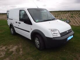 Ford Transit connect crew van