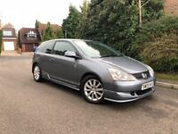 HONDA CIVIC S TYPE 1.6 FACELIFT - AC - ELECTRIC WINDOWS