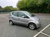 Mercedes Benz A160. PRICE REDUCED New MOT, sensible offers.