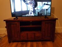 Reclaimed Timber TV Cabinet Unit Stand - beautiful craftsmanship
