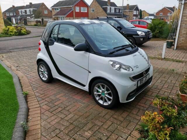 Electric Smart Car In Milton Keynes Buckinghamshire Gumtree