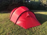 Used and trusted Nanok Domus Trio Expedition Tent