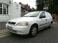 Vauxhall Astravan - RUNS FINE BUT NEED REPAIRS FOR MOT - IDEAL FOR SPARES AND REPAIRS
