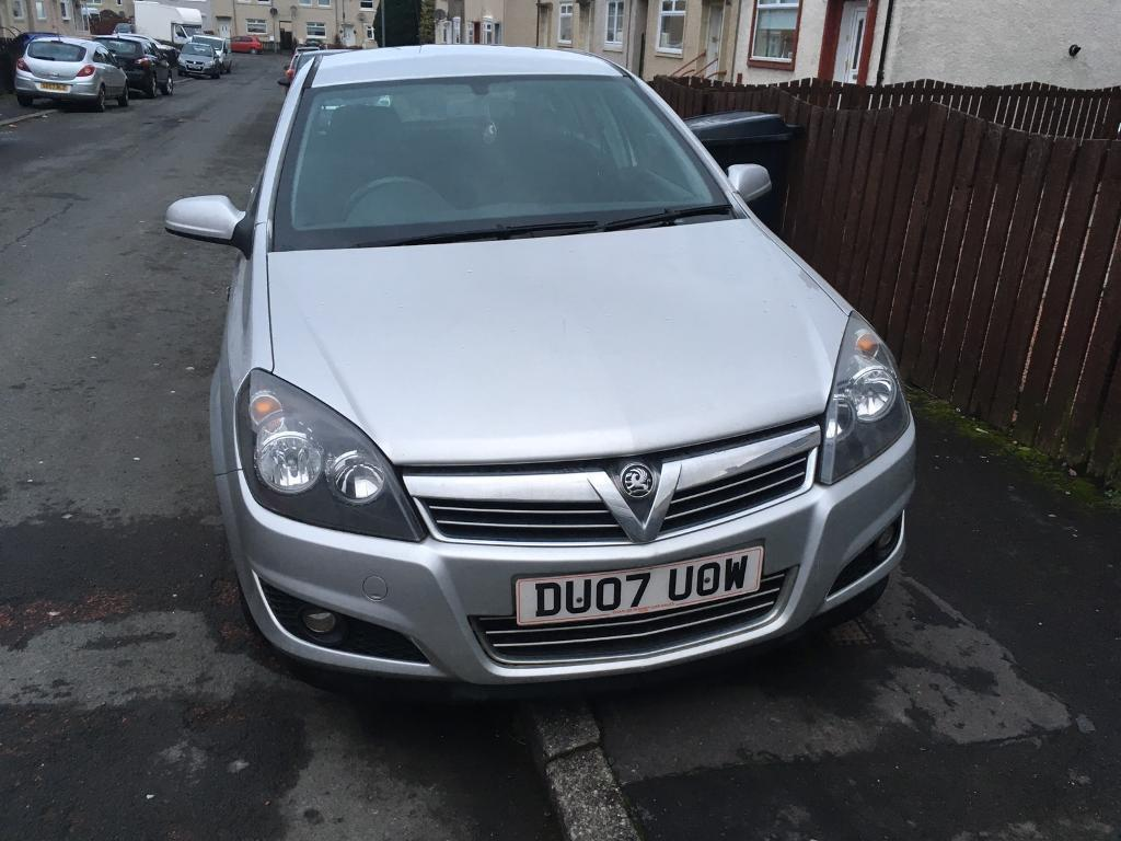 2007 Vauxhall Astra Great mileage!!!