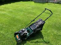 Webb Petrol Lawn mower 43cm